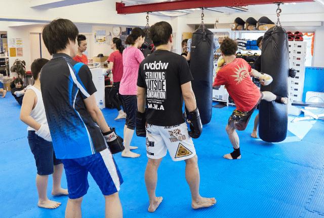 キックボクシングの楽しみ方